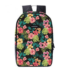 2017 New Style Fashion Flower Backpack For Teenagers Discount Backpacks For Sales Free Shipping(China)