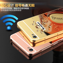 Buy Luxury Mirror Hybrid case Lenovo S90 S90t hard Aluminum Metal Protective back cover Lenovo S90 S 90 phone shell for $2.59 in AliExpress store