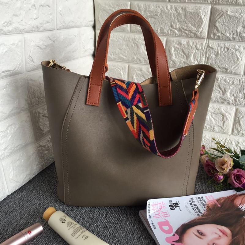 Designer fringed women handbags high quality PU leather composite bags fashion large capacity shoulder /messenger bags 4 colors<br>