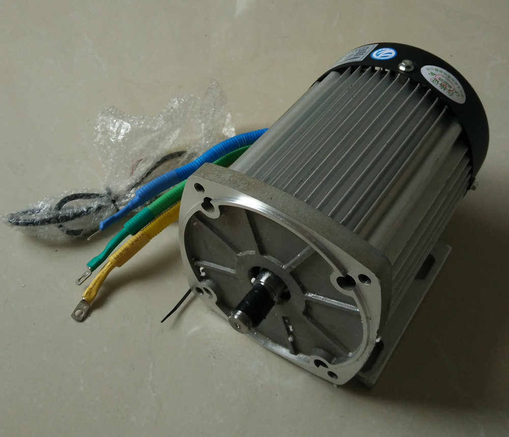 detail feedback questions about bm1424 2200w dc 72v brushless motor