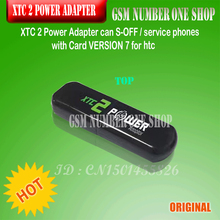 XTC 2 Power Adapter can S-OFF / service phones with Card VERSION 7 for htc(China)