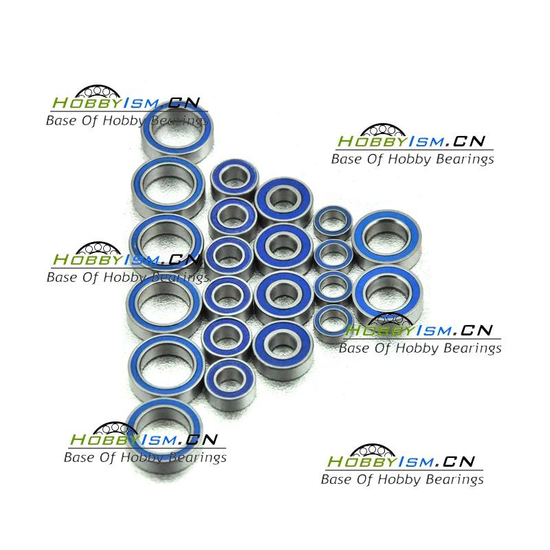 Hot Bodies D819 Ball Bearing Set ABEC-3