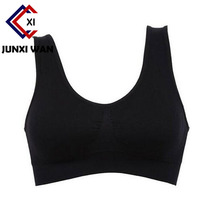 Women Seamless Yoga Vest Sports Bra No Paded Bras S-3XL Push Up Bras For Women Bralette Running Wireless Underwear