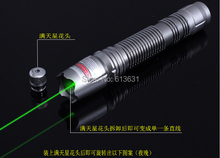 Best- Super High Quality Focus Green Laser Pointer 10000mw 10w Burn Match 5in1 Babysbreath Laser Satr Pen Free Shipping(China)