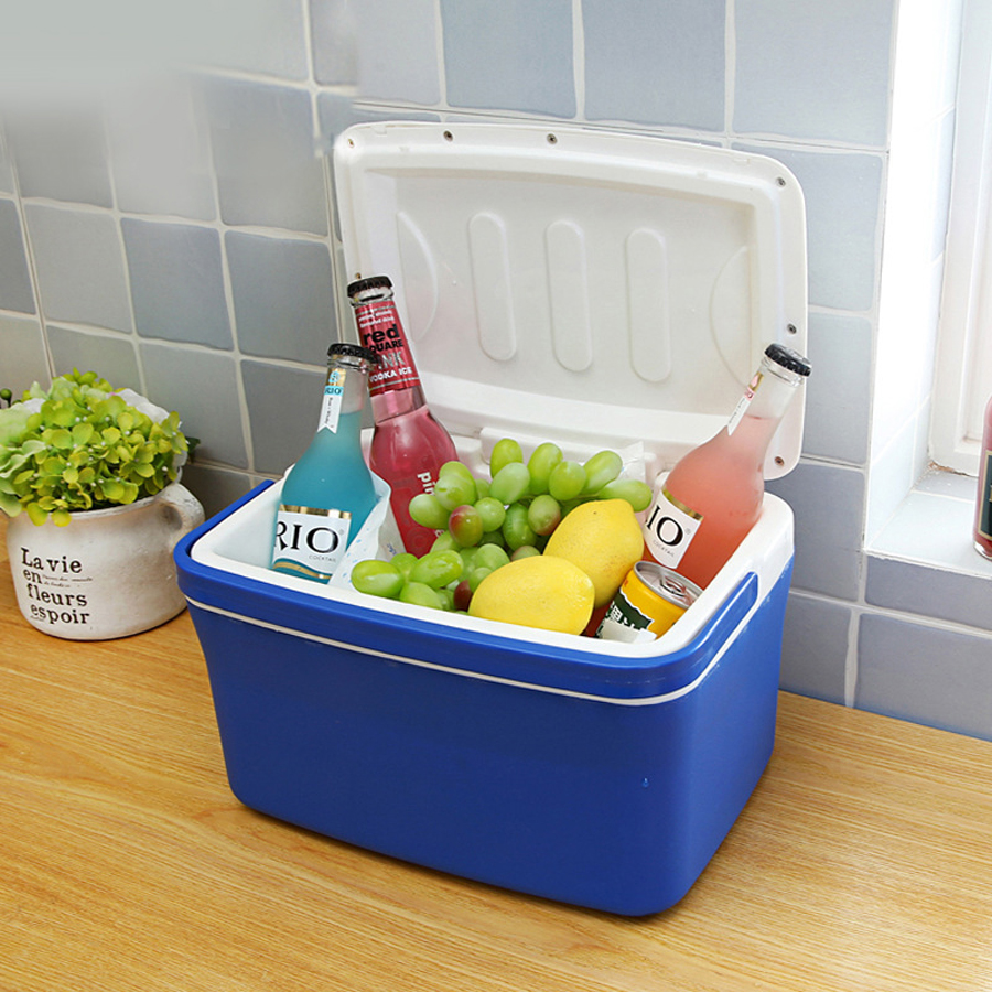 Car household MINI-frozen 8L Preservation and Insulation outdoor box of polypropylene convenient ice bucket<br><br>Aliexpress