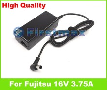 16V 3.75A 60W laptop AC power adapter charger for Fujitsu Stylistic ST5031 ST5031D ST5032 ST5032D ST5110 ST5111 ST5112 ST6012(China)