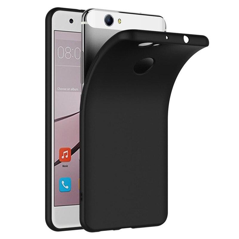 For Huawei Nova Case Huawei Nova Case Soft Silicone Back Cover Phone Case For Huawei Nova 1 Nova1 CAN-L11 Black (3)