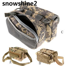 snowshine2 #3522 Bike Riding Equipment Bags Army Fans Outdoor Bicycle Bag Mountain Bicycle Accessories