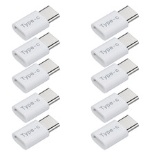 1/3/5/10PCS Mini Micro USB female to Type C male Type-C Charger Data Cable Adapter For Huawei P9 For Samsung Cell Phone