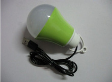 HGhomeart usb portable bulb led energy saving lamp camping outdoor night market to spread lights mobile power 5V emergency light(China)