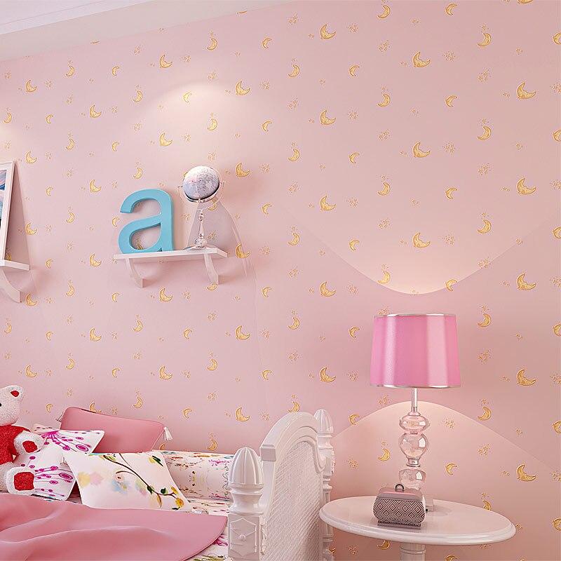 Online Get Cheap Wallpaper For Girls Bedroom D Aliexpresscom - Blue wallpaper for girls bedroom