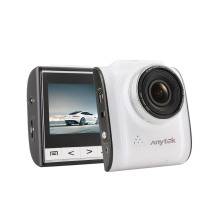 Anytek Dash Cam Novatek 96655 Car DVR Super Night Vision With Sony CMOS WDR Black Box supports cycle recording G sensor