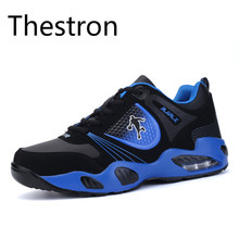 Thestron Basketball Shoes for Sale Low Top Men Basketball Shoes Sneakers Red White Blue Black High Quality Brand Sport Sneakers(China)