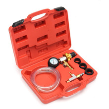 Car Coolant Refill & Purging Tool Auto Car Radiator Coolant Vacuum Cooling System Refill & Purging Tool Gauge Kit(China)