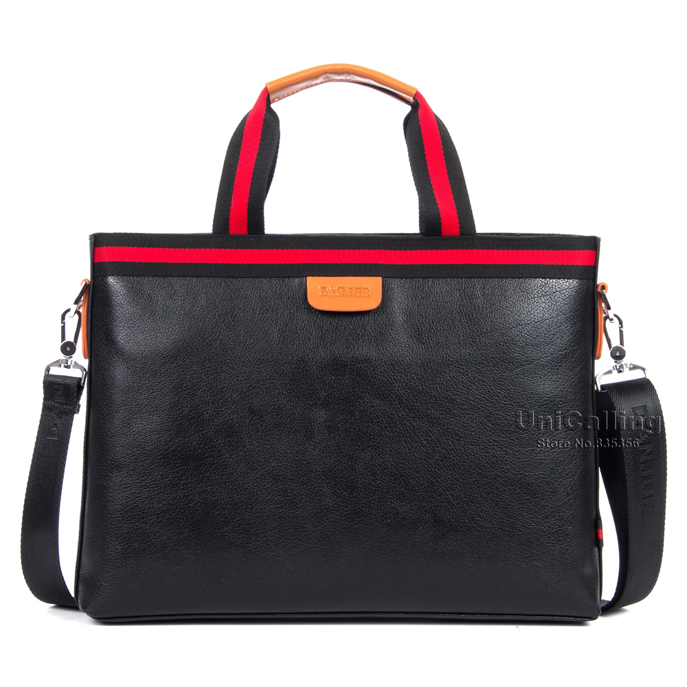 Fashion brand leather laptop computer bag men high quality cow leather real leather men briefcase male leather briefcase handbag<br><br>Aliexpress