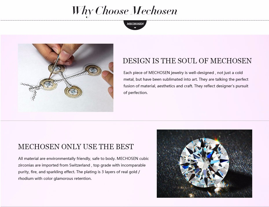 why choose MECHOSEN-1