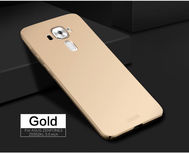 "Asus Zenfone 3 ZE552KL Case Hard Back Luxury Full Cover PC Plastic Mofi Original Phone Case For Asus Zenfone 3 ZE552KL 5.5"" 10"