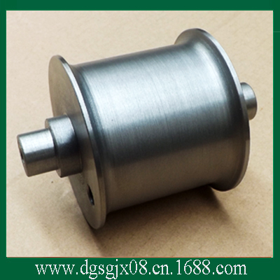 metal roller/roll/guide pulley   with conveyor and wire machine application<br>