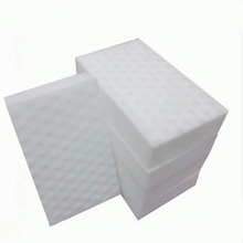 30pcs/lot High density Compressed Magic nano Sponge Eraser Melamine Kitchen Cleaner multi-functional Cleaning 100x60x20mm