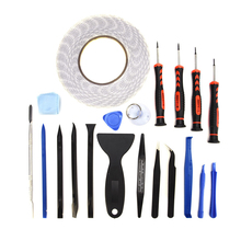 Buy 21 1 Repairing Tools Kit Spudger Pry Opening Tool Screwdriver Set IPhone Cellphone Laptop Tablet Computer Hand Tools Set for $11.98 in AliExpress store