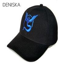 DENISKA Pokemon Hat Team Valor Team Mystic Team Instinct Pokemon Cap Go Team Black Baseball Cap Men Snapback Pokemon Hat Women