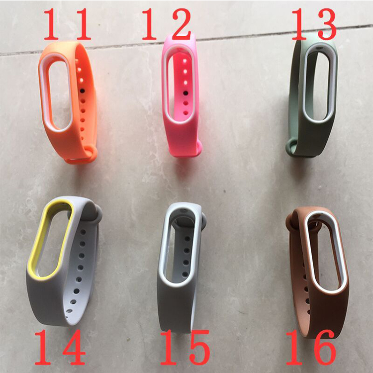image for For Xiaomi Mi Band 2 Strap Replacing Smart Bracelet Accessories For Xi
