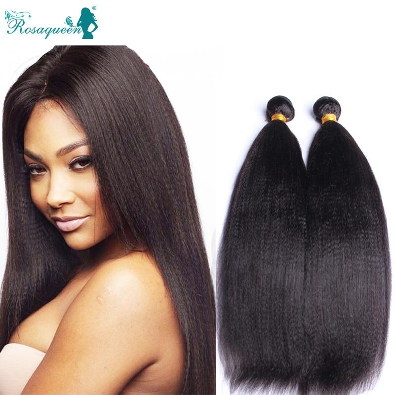 Italian Yaki Burmese Virgin Hair 6A Grade Human Hair Weave Bundles Italian Coarse Yaki Straight Hair Extensions 3 Bundles Deals<br><br>Aliexpress