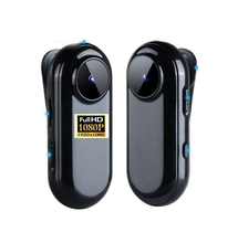 Mini Camera HD 1080P Clip mini Camcorder with recording function D2(China)
