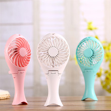 2017 New Creative Style Mini  Fan Unique Portable Fan Design Suitable for umbrella, stroller, desktop, tent