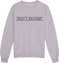 GREY'S ANATOMY Crewneck Sweatshirts Women Fashion Jumper Outfits  Tops Girls Pullover Sweats Hoodies