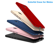 Luxury Hard Back Plastic Matte Cases Full Cover PC Cell Phone Cover for Meizu M3 M5 note M3s M3S Mini U10 U20 MX6 PRO6 fudas