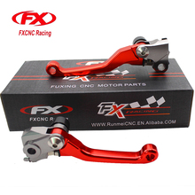 Buy FXCNC Pivot Motocross Dirt Pit Bike Brake Clutch Levers Honda CRF 250R 450R CRF250R CRF450R 2007-2017 08 09 10 11 12 13 14 for $27.68 in AliExpress store