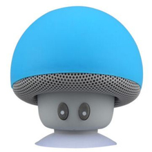 Lovely Mushroom Wireless Bluetooth Speaker Music Sound Box Subwoofer Loudspeakers with Mic Promotion(China)