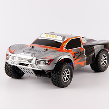 Hot sales WLtoys A969 Electric RC Cars 4WD Shaft Drive Trucks High Speed Radio Control RC Monster Truck,Super Power Ready to Run(China)