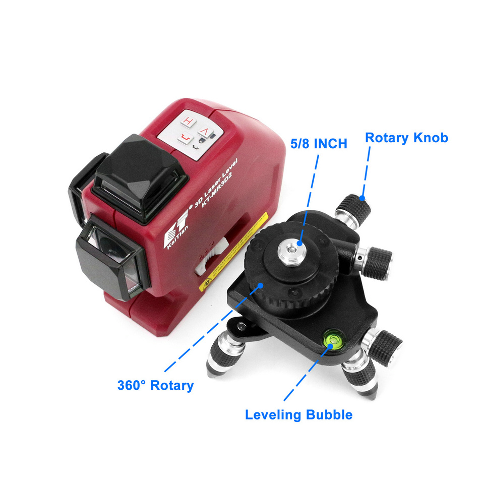 Kaitian Laser Level MR3D2 base