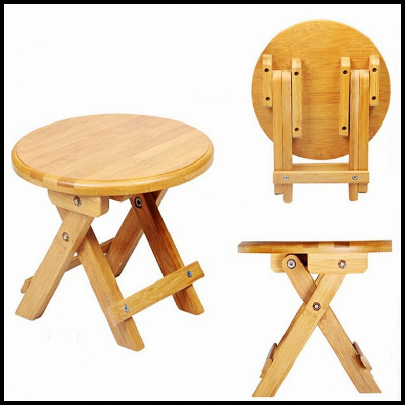 Environmental bamboo made small benches creative &amp; fold small bamboo benches useful Chinese traditional crafts<br><br>Aliexpress