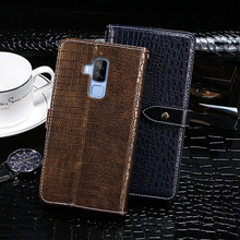"Buy Itgoogo Homtom S8 Case 5.7"" Mobile Phone Bag Hight Flip Leather Homtom S8 Cover Business Style Wallet Case for $7.64 in AliExpress store"