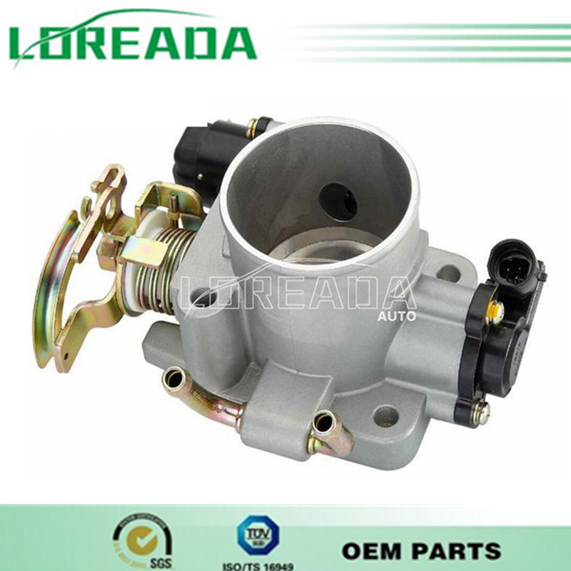 100% Testing new Orignial Throttle body D55G  for DELPHI system Brilliance FRV/4G64 Bore Size 55mmThrottle valve assembly<br><br>Aliexpress