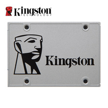 New Kingston UV400 240GB Internal Solid State Drive 2.5 inch SATA III SSD 240 GB HDD Hard Disk For Desktop Notebook PC(China)