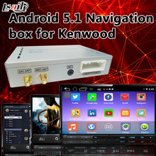 Full Plug and Play 4-Core Android 5.1 Special Android Navigation Box for Kenwood DVD support WIFI , Mirrorlink , Google Play(China)