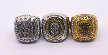 2010 2012 2014 san francisco giants world series championship ring set with high quality wooden box(China)