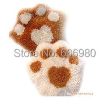 Top-grade Lovely Plush Toy Bear Paw Pillow Seat Cushion/Back Cushion 8 Colors