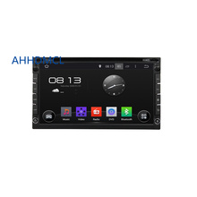 "6.95"" Car Audio Radio CD DVD Android 5.1.1 GPS AUX IN DVR WiFi BT Suitable For Universal(China)"