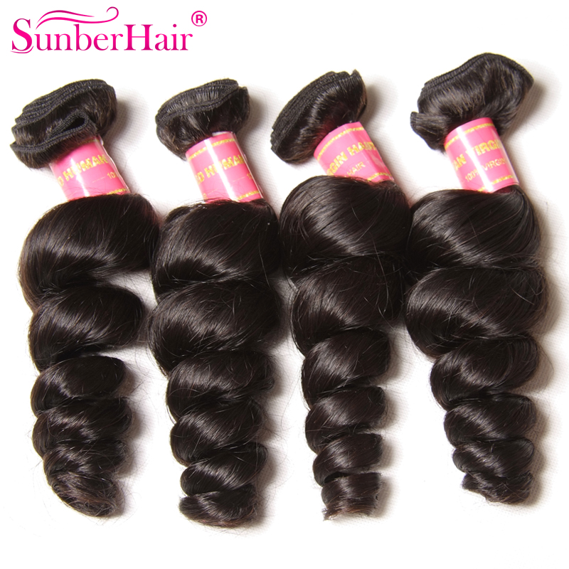 Brazilian Loose Wave Virgin Hair 100% Wavy Human Hair Brazilian Loose Wave 3PCS Brazilian Virgin Hair Bundles Unice Hair Company<br><br>Aliexpress