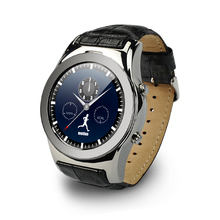 2017 Watch phone Arrival Heart Rate Monitor Smartwatch Bluetooth Wristwatches LW01 IOS Android Phone VS IWO X01s G3 S2(China)