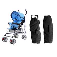aboutbaby Universal Baby Umbrella Stroller Carriage Travel Carrying Storage Organizer Drawstring Bag Case Black Accessories