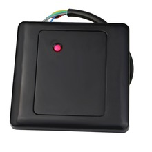 Security RFID EM ID ID Card Proximity Reader 125KHz Wiegand 26/34 Output for Door Access Control