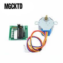 5Lot Stepper Motor + ULN2003 Driver Board for AVR/ARM 5V 4-Phase 5-Wire 5 x Stepper motor 5 x Driver board Integrated Circuits(China)