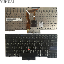 For Lenovo ThinkPad laptop keyboard T400S T410S T410 T410I T510 W510 T420 T420S W520 W510 X220T X220s X220i US(China)