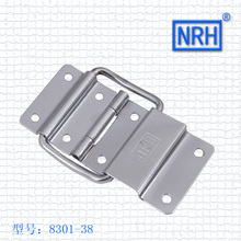 Luggage Hardware Hinge Support High-quality Chassis Air Box Hinge 8301-38A(China)